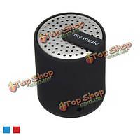 Портативный мини-USB Беспроводная связь Bluetooth аудио динамик