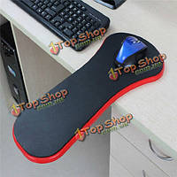 Двойной привязанности компьютер рука мыши остальные поддержка площадку остальные для стула стол