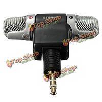 Мини цифровой стерео микрофон для диктофона портативных ПК с MSN скайп