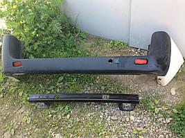 Бампер задній Fiat Scudo new