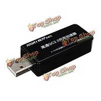 Juwei J7-I USB высокая скорость зарядки ускорителя adapater Qc 2.0 bosst тип мужчины к женщине