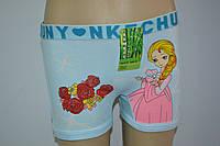 """Шортики для девочек """"принцесса с розами"""" модал разные цвета"""