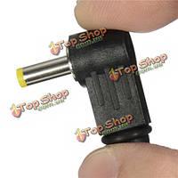 1.7x4.0мм под прямым углом л 90° мужской штекер постоянного тока наконечник адаптер питания разъем разъем