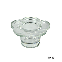 Посуда стеклянная для мономера в форме цветка