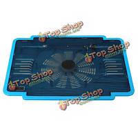 Тонкий холодный лед тонкий ноутбук кулер Вентилятор охлаждения для ноутбука кулер