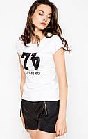 "Женская футболка ""Iceberg 74"""