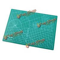 А4 30x20cm сетка самовосстановление резки ремесло коврик гравировка доска двусторонняя