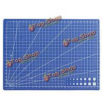 А4 высечки модель дизайн гравировки настольные плиты односторонняя шкала