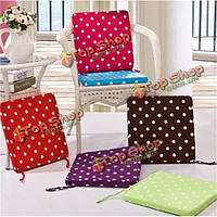 Точка квадратных тепло валик стула офиса подушки сиденья