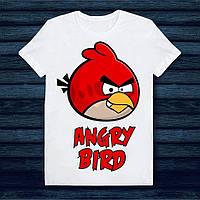 """Женская футболка """"Angry Bird"""""""