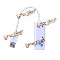 Ашесть ax8872b 100 Мбит / с USB 2.0 для RJ45 локальной сети сети Ethernet адаптер карты
