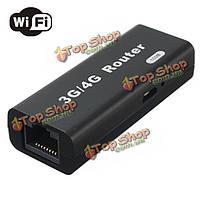 М1 портативная 3G WiFi точка доступа стандарт ieee802.11b/г/п 150 Мбит / с порт RJ45 с USB маршрутизатора