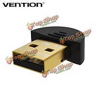 Конвенция VAS-S07 Mini USB Bluetooth 4.0 адаптер двухрежимный беспроводной аппаратный ключ CSR 4.0 позолоченный