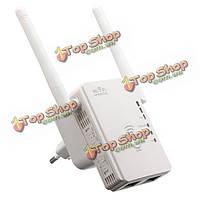 Wavlink wn578r2 300мbps Wi-Fi универсальный диапазон маршрутизатор удлинитель ретранслятор 2 антенны для ЕС/США