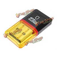 Алмаз USB 2.0 привет скорость чтения поддержка Micro SD SDHC TF карта 32gb