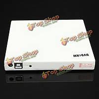 USB внешний накопитель на оптических дисках автор горелки игрока cd/dvd±rw для PC