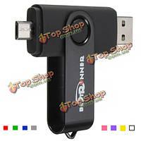 Bestrunner 32Гб OTG USB флеш-накопители USB U диск микро для ПК и смартфона