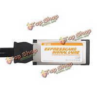 Кабель интерфейса EXP GDC Expresscard 34/54