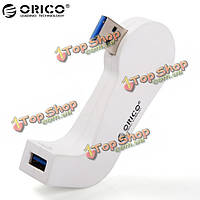 Orico dm1u-белый USB 3.0 концентратор расширения USB для Apple IMAC