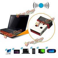 Realtek rtl8188 150 USB Wi-Fi адаптер беспроводной сети LAN карта для Linux для Mac окна