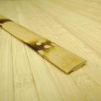 Бамбуковый молдинг стыковочный, черепаховый светлый, фото 1