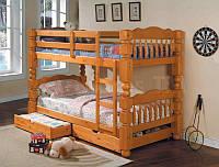 Двухъярусная кровать с трансформер - Чингиз, фото 1