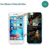 ReMax TPU мягкое полу прозрачный корпус задней обложки iPhone 6 Plus 6s Plus 5.5-дюйма
