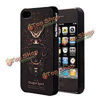 Devil Dragon с рогом выбивает пластиковый чехол для iPhone 5