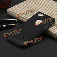 Булыжник стиль ПК TPU задняя обложка чехол для Apple iPhone 6 Plus 6s Plus 5.5 дюйма