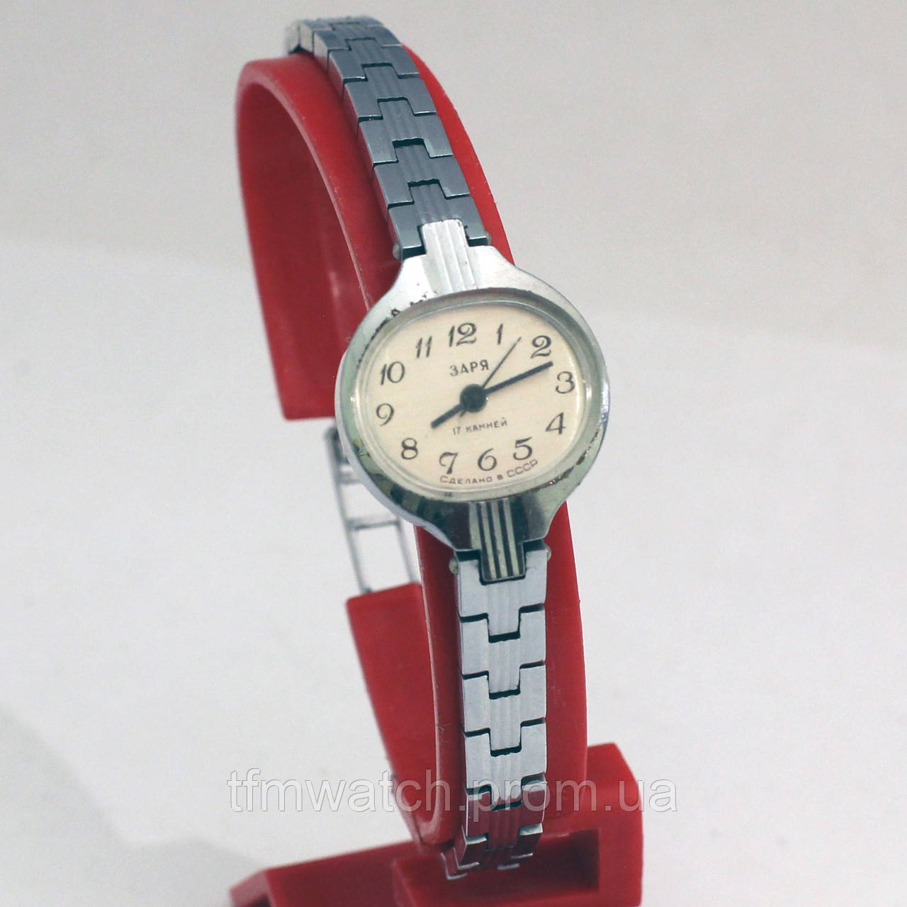 Механические женские часы Заря