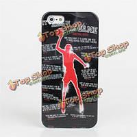 Баскетбольные темы на андроид пластиковый чехол для iPhone 5 5С