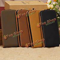 Ретро стиль бумажник держателя карты кожаный чехол для iPhone 5С