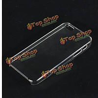 Crystal Clear дизайн жесткого пластика задняя крышка крышка для iPhone 5 5С 5г