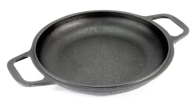 Чугунные порционные сковороды БИОЛ