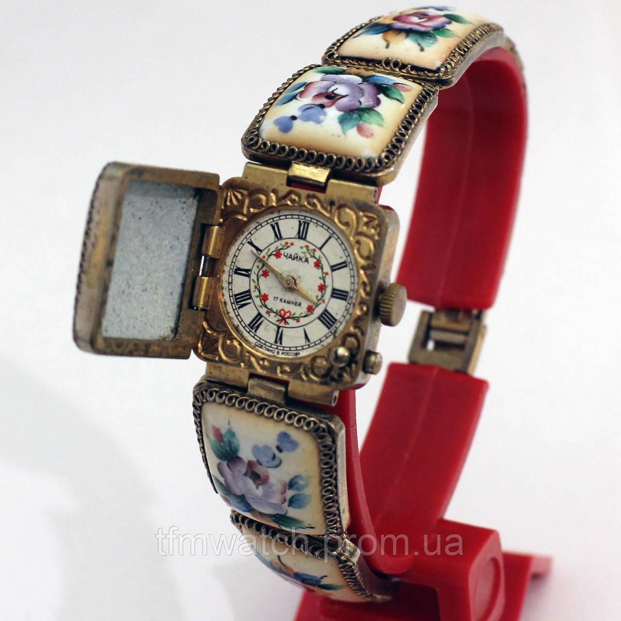 Российские женские часы Чайка