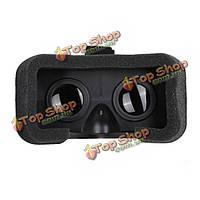 Глава монтировать пластиковые версия 3D VR виртуальной реальности видео-очки