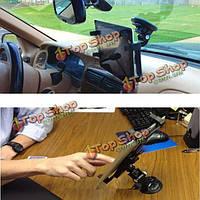 360° вращающийся стол лобового стекла автомобиля держатель кронштейн для iPad