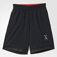 Детские шорты для мальчиков Adidas Urban Football Perfomer (Артикул: AX6286)