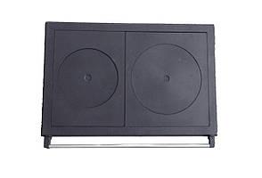 Чугунные плиты для печи (98 х 65 см) - VVK