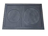 Плиты для печей чугунные (98 х 65 см)