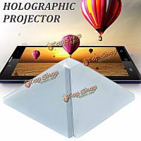 Голографический дисплей стенд 3D-проектор для iPhone 6/6с Plus iPhone 6/6с смартфон