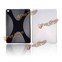 X-Line мягкие TPU силиконовый гель вернуться чехол для iPad mini 2