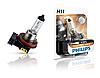 Галогенная лампа Philips Vision H11 12V 55W (12362PRB1), фото 3