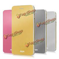 MOFI Series металл кожа телефон случае для iPhone 6 4.7-дюймов