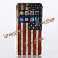 Американский флаг ПК Твердый переплет дело защита для iPhone 6 Plus