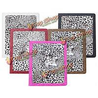 Леопарда шаблон защитный чехол для iPad 3 случайные отгрузки