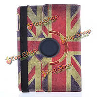 Великобритания флаг шаблон зерно защита обложка чехол для iPad Air