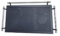 Чугунная плита для печки - VVK