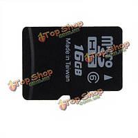 Микро 16Gb T-Card-Flash SD-карты для Apple аксессуары для сотовых телефонов