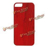 Рельефная текстура защита древесины зерно для iPhone 5 5s